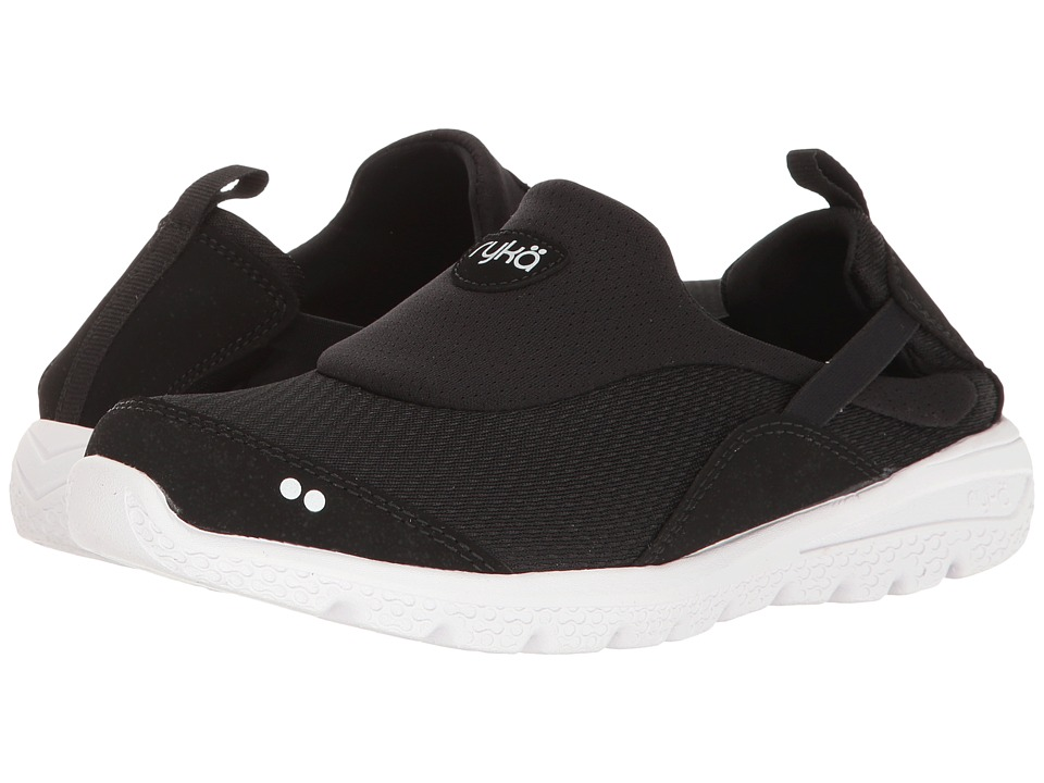 Ryka Helena (Black/White) Women