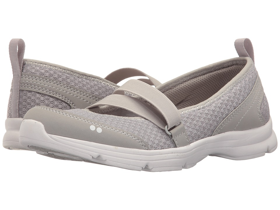 Ryka - Jamie (Grey/White) Women's Shoes