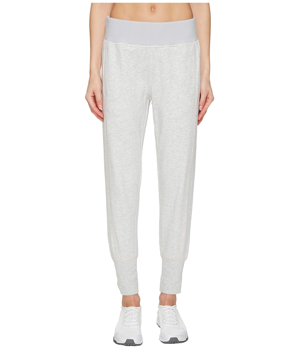 adidas by Stella McCartney - Yoga Lightweight Sweatpants S96889 (Cool Grey Melange) Women's Workout