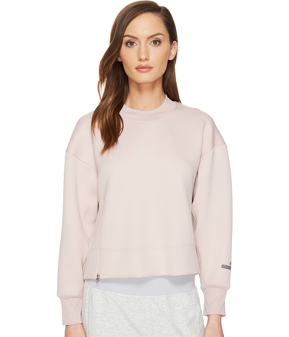 adidas by Stella McCartney - Essentials Sweater S97529 (New Rose) Women's Sweater