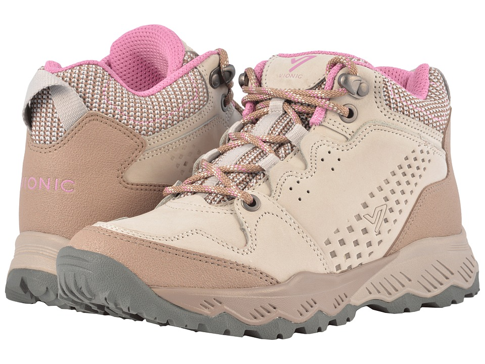 VIONIC Everett High-Top Trail Walker (Taupe) Women