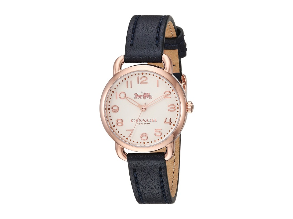 COACH - Delancey - 14502749 (Chalk) Watches