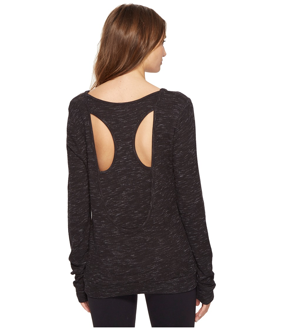 Threads 4 Thought - Aisha Layered Top (Black) Women's Clothing