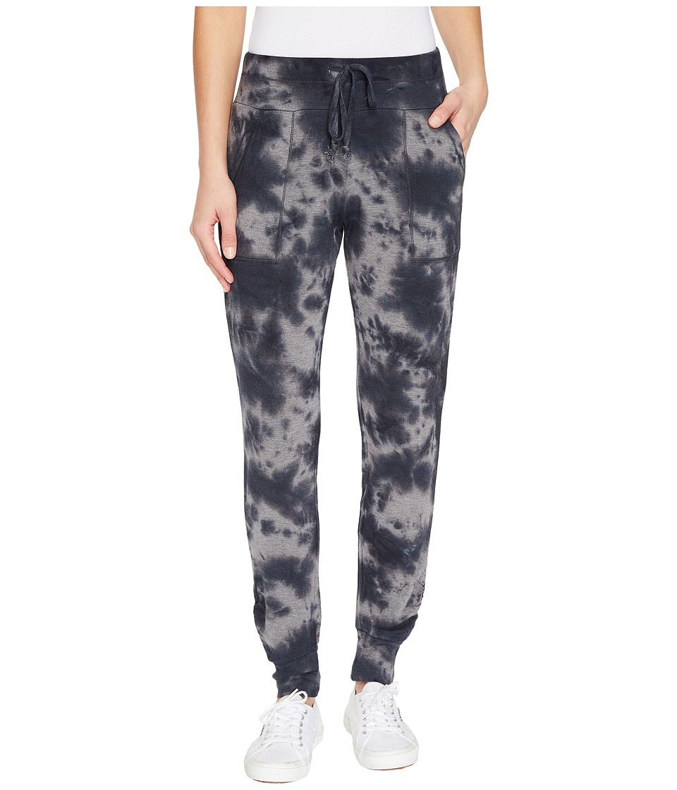 Threads 4 Thought - Harper Skinny Sweatpants (Black/Heather) Women's Clothing