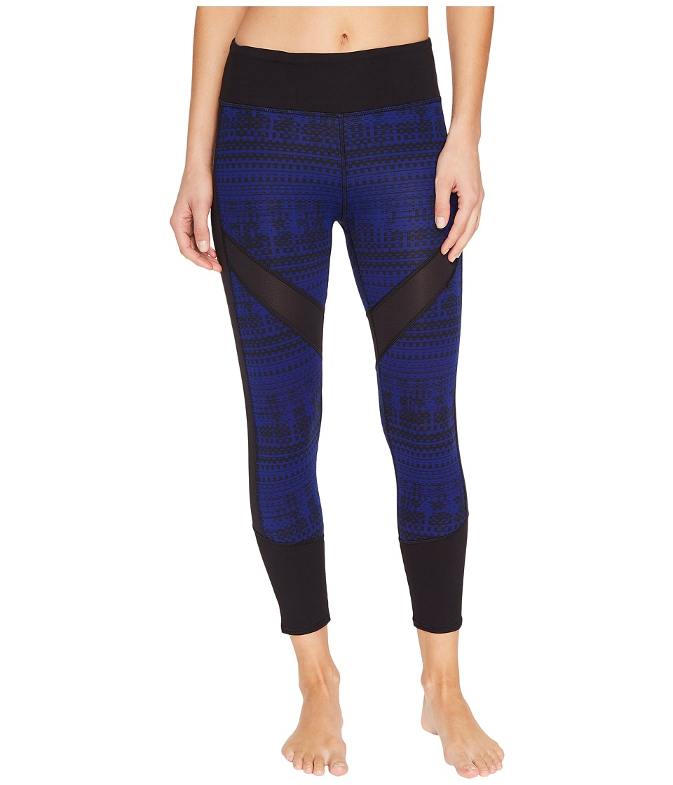 Threads 4 Thought - Bellatrix Leggings (Electric Blue/Black) Women's Clothing