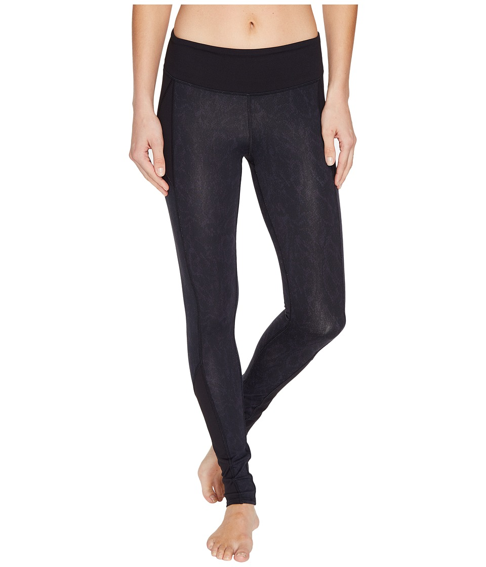 Threads 4 Thought - Lyric Leggings (Black) Women's Clothing