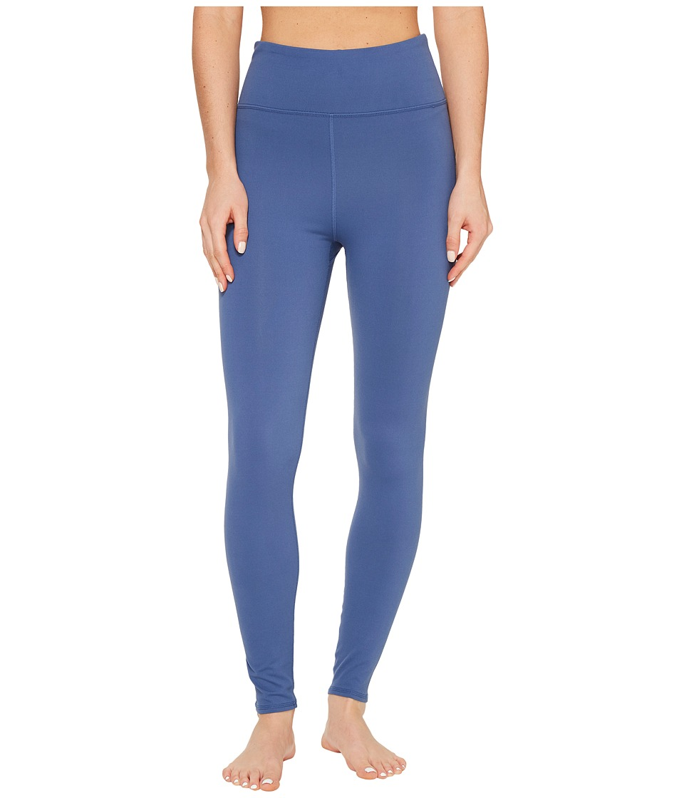 Threads 4 Thought - Betty High-Waisted Leggings (Indigo) Women's Clothing