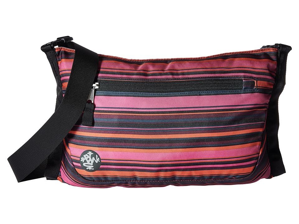 Manduka - GO Play Mat Carrier (Variegted Stripe) Bags