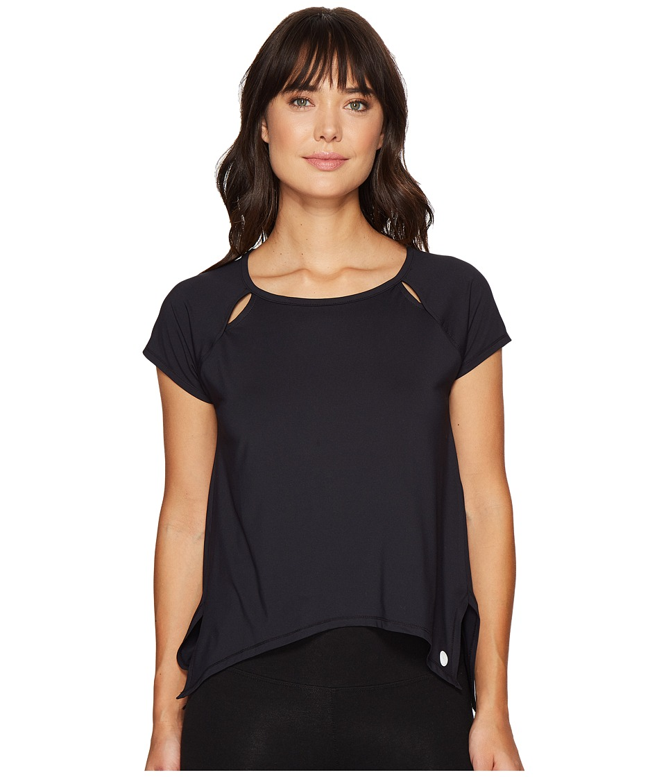 Threads 4 Thought Eunice Tee (Jet Black) Women