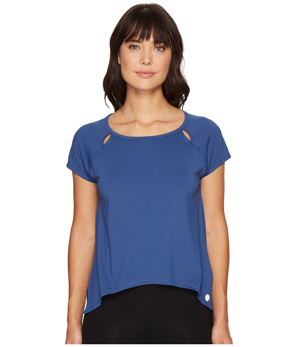 Threads 4 Thought Eunice Tee (Indigo) Women