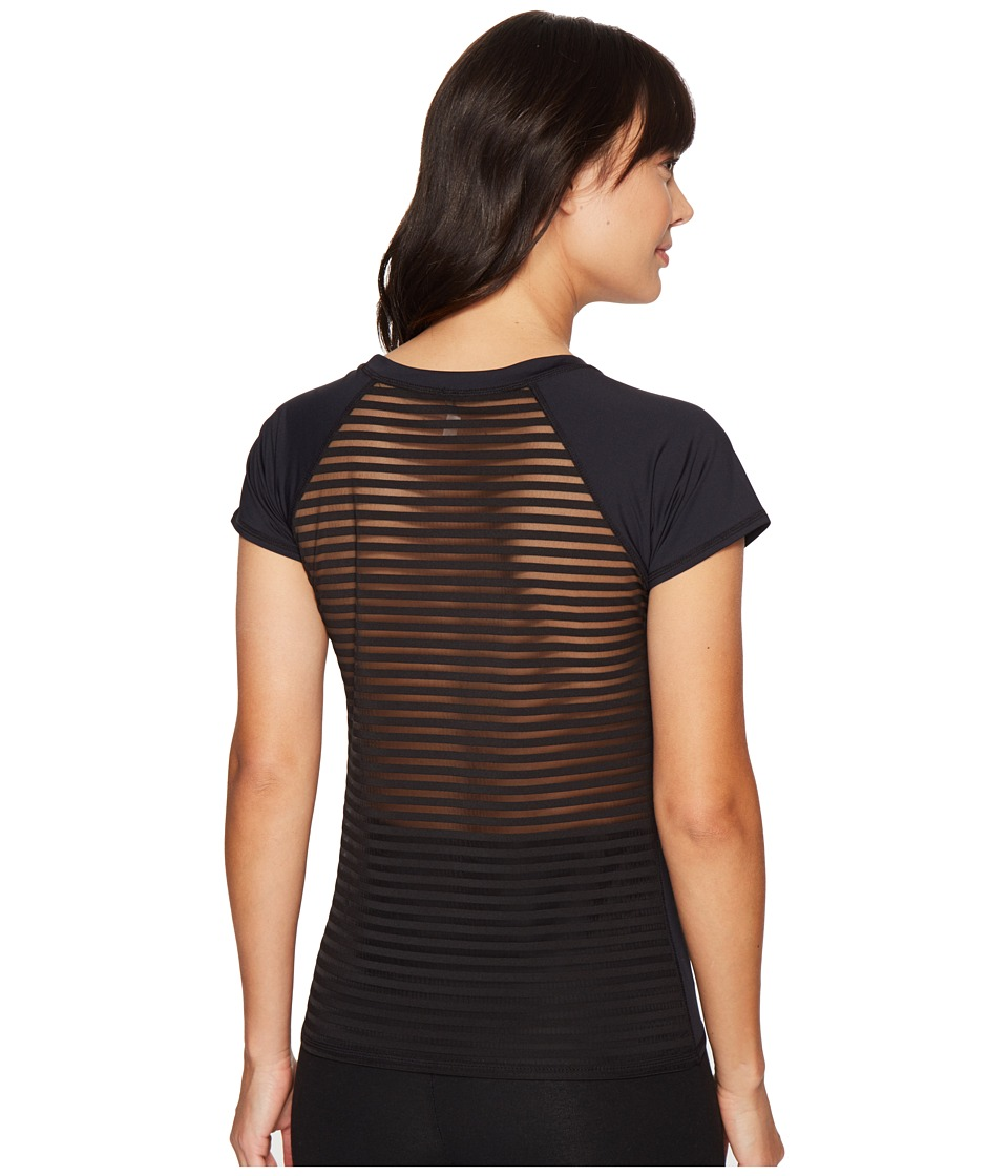 Threads 4 Thought Julia Tee (Jet Black) Women