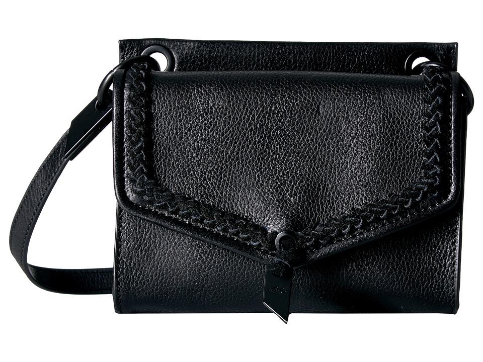 Foley & Corinna - Ami Crossbody (Black) Cross Body Handbags