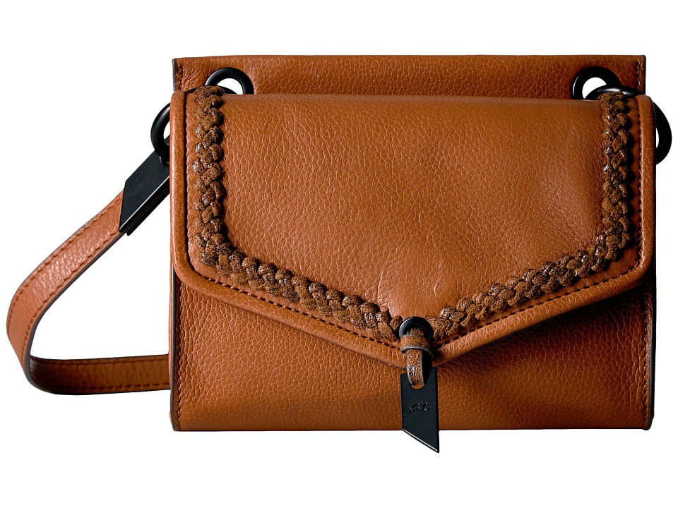 Foley & Corinna - Ami Crossbody (Honey Brown) Cross Body Handbags