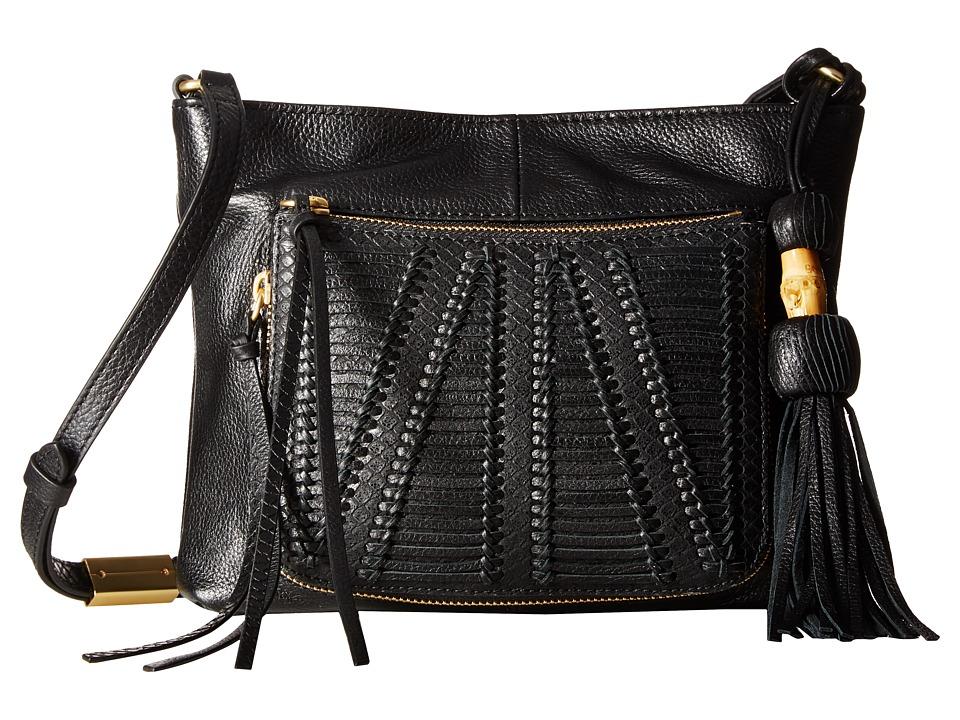 Foley & Corinna - Charlotte Crossbody (Black) Cross Body Handbags