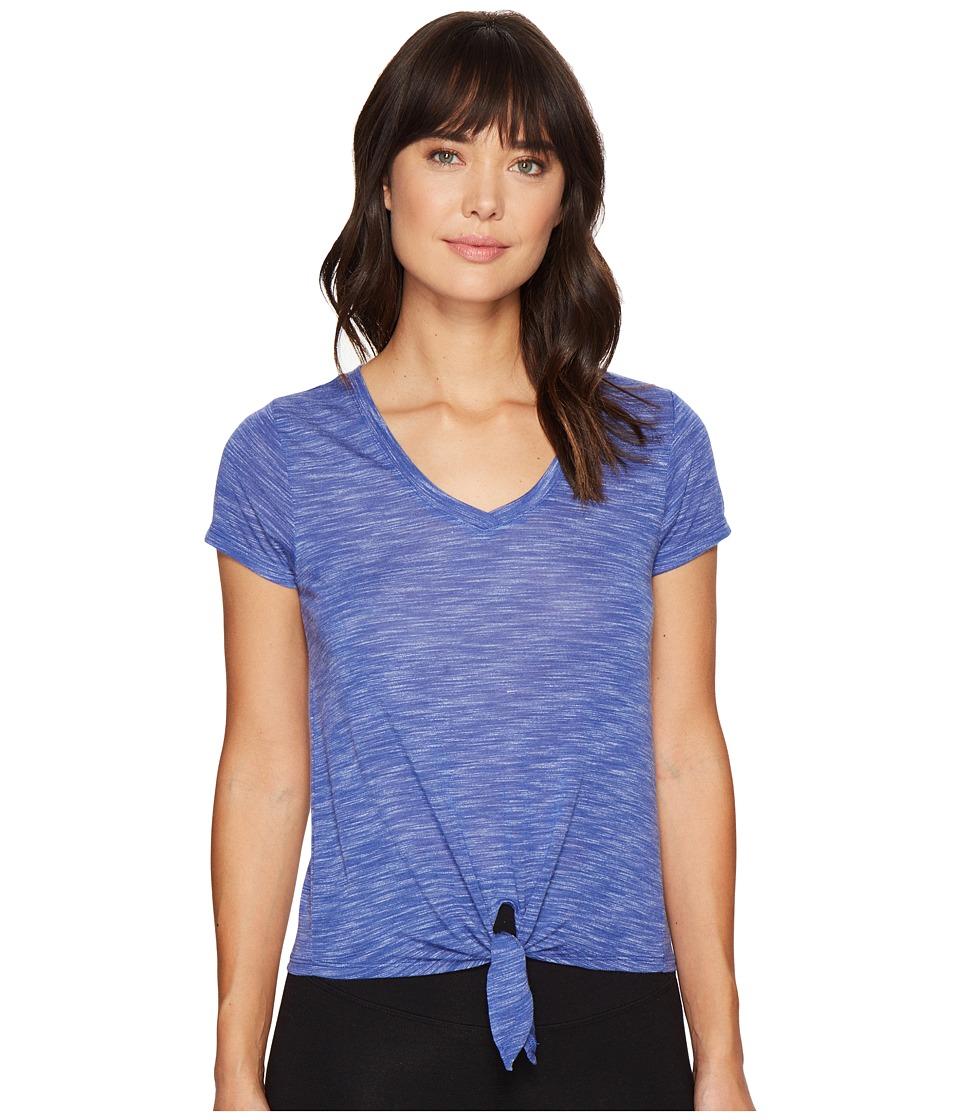 Threads 4 Thought - Arabella Tee (Cobalt) Women's T Shirt