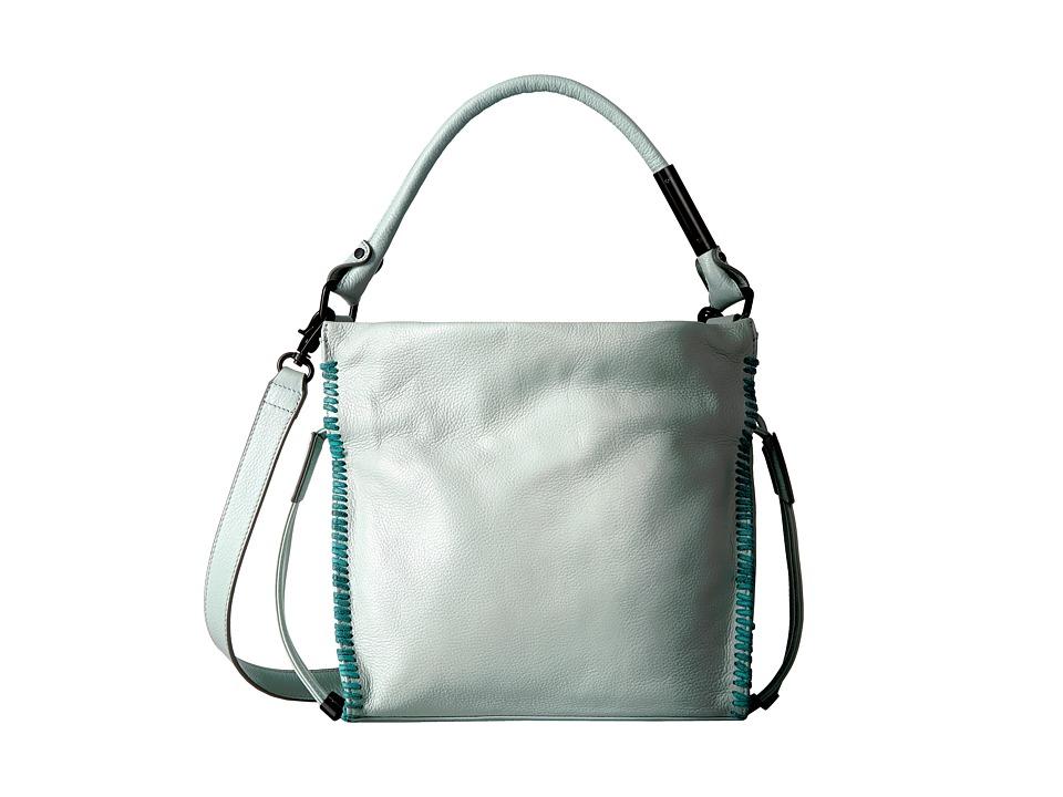 Foley & Corinna - Ami Drawstring Tote (Caribbean Blue) Tote Handbags