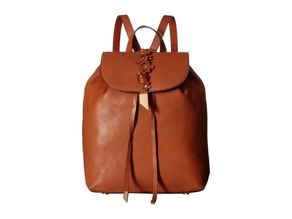 Foley & Corinna - Dahlia Backpack (Honey Brown) Backpack Bags