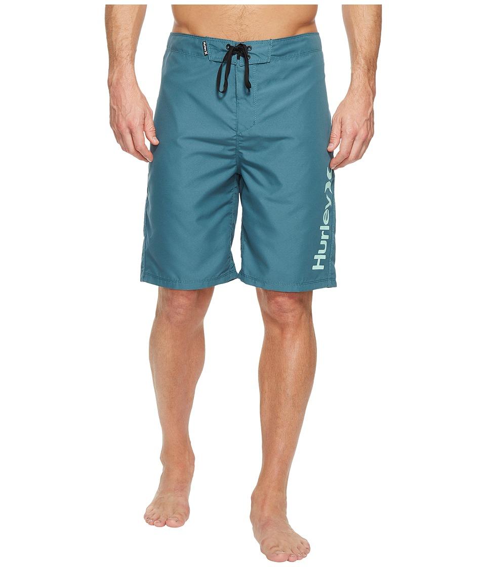 Hurley - One Only 2.0 Boardshorts 21 (Iced Jade) Men's Swimwear