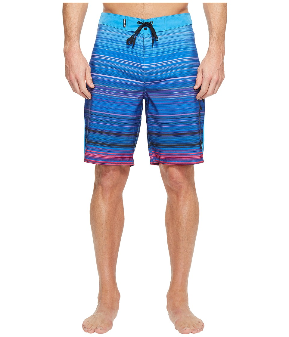 Hurley - Phantom Kingston 20 Boardshorts (Light Photo Blue) Men's Swimwear