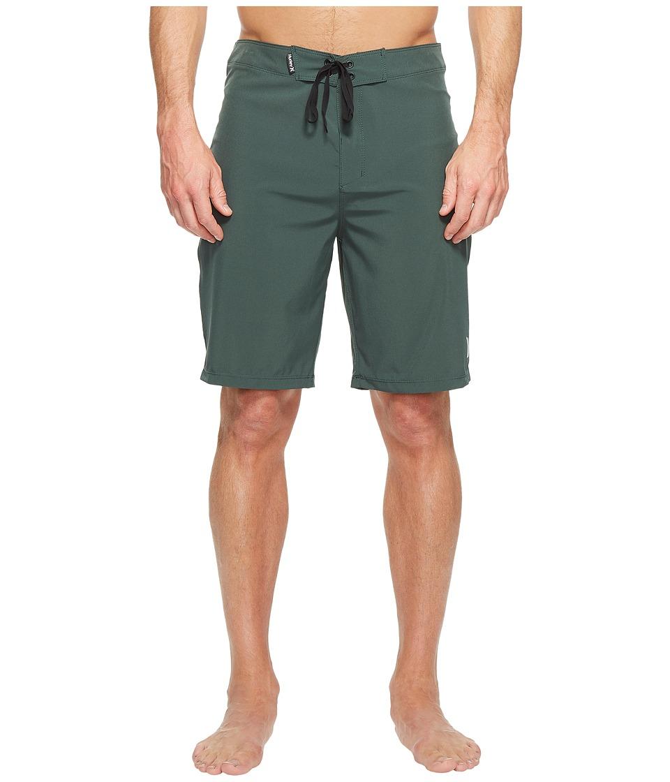 Hurley - Phantom One and Only Boardshorts 20 (Vintage Green) Men's Swimwear