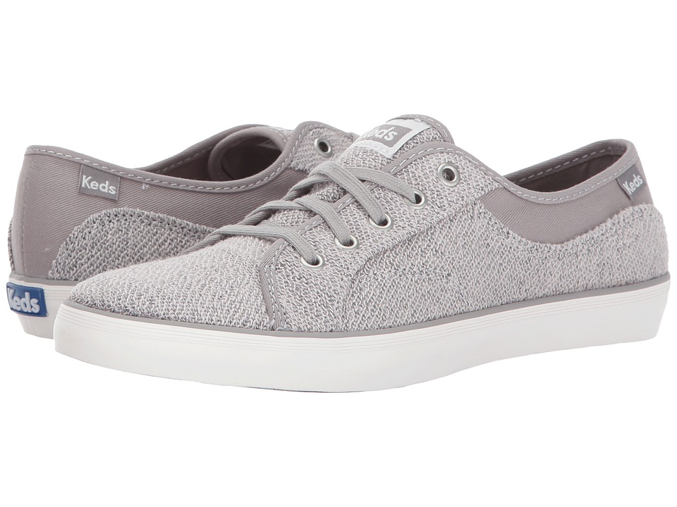 Keds Coursa Sweatshirt Jersey (Light Grey) Women