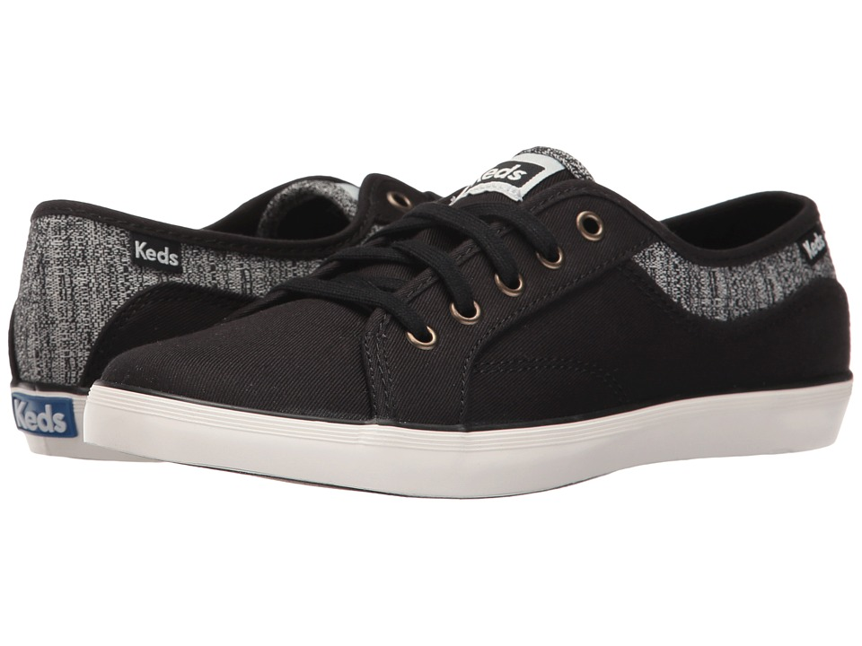 Keds Coursa Knit (Black) Women