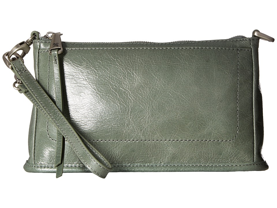 Hobo - Cadence (Bottle Green) Cross Body Handbags