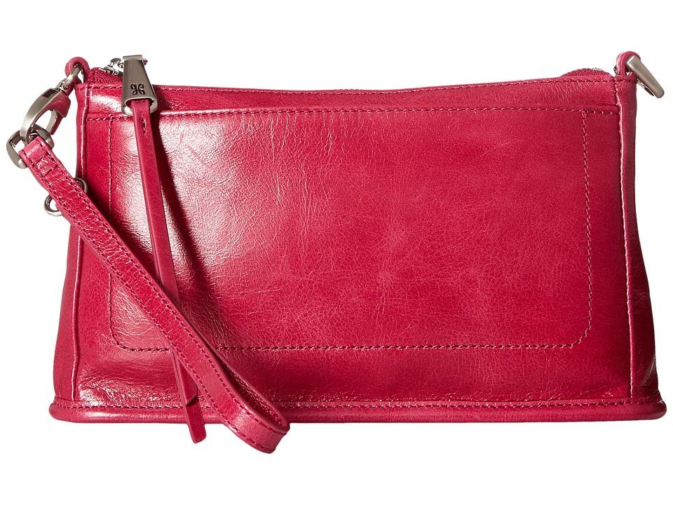 Hobo - Cadence (Fuchsia) Cross Body Handbags