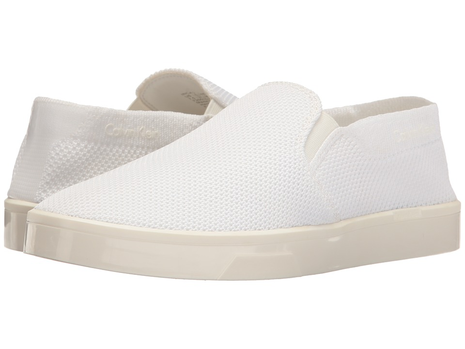 Calvin Klein Inca White Womens Shoes
