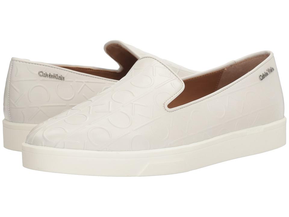 Calvin Klein - Ilaina (Platinum White) Women's Shoes