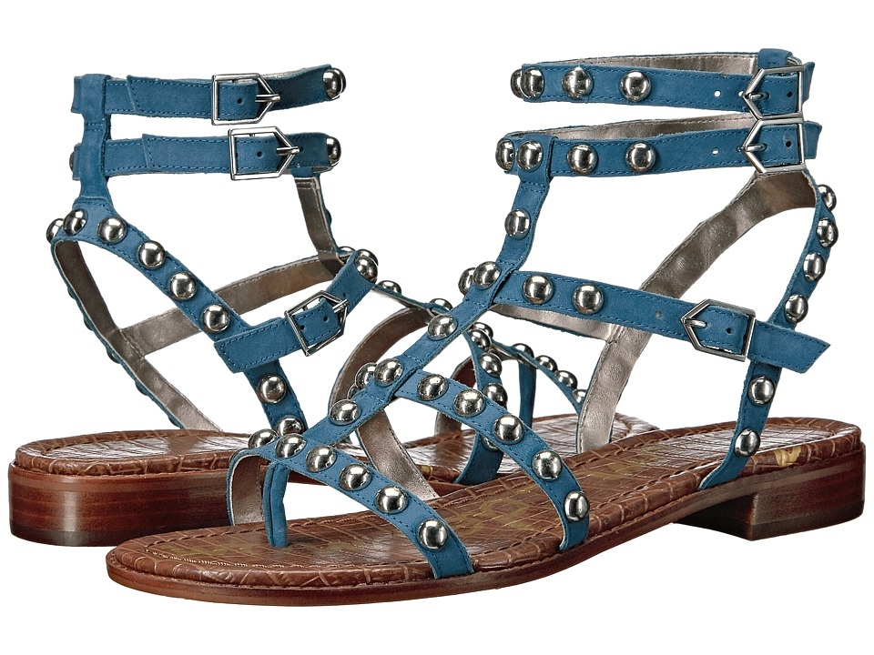 Sam Edelman - Eavan (Pacific Blue) Women's Sandals