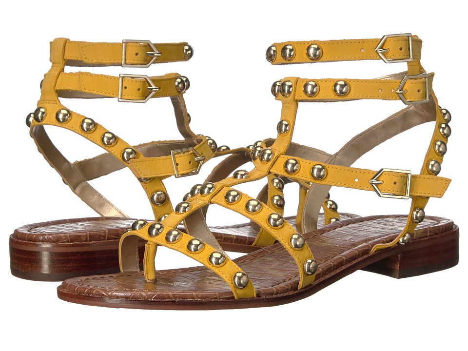 Sam Edelman - Eavan (Sunset Yellow) Women's Sandals