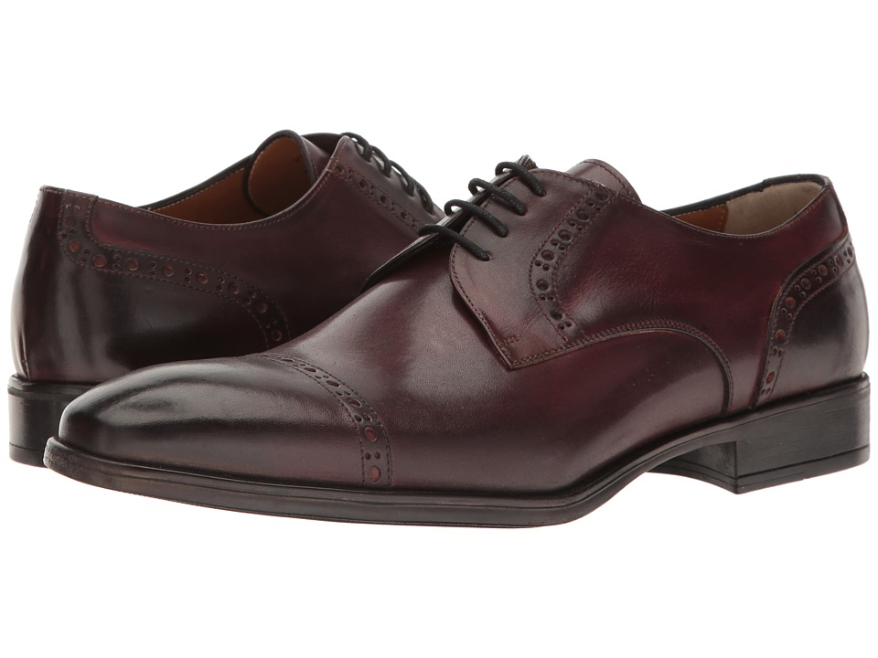 Kenneth Cole New York - Sup-Per Club (Bordeaux) Men's Shoes