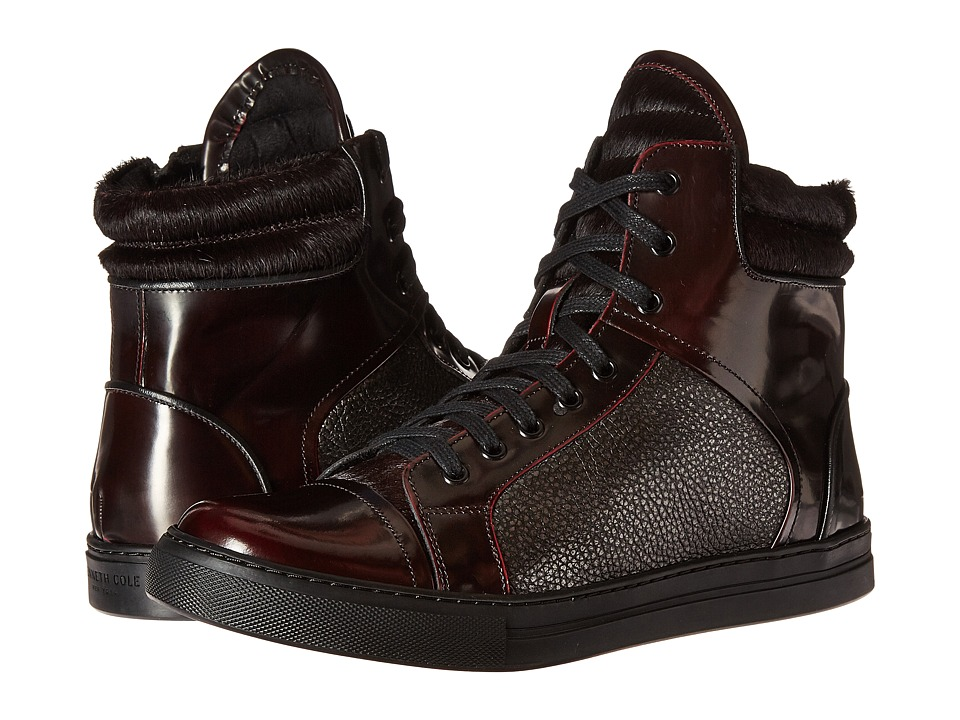 Kenneth Cole New York - Double Header II (Bordeaux) Men's Shoes