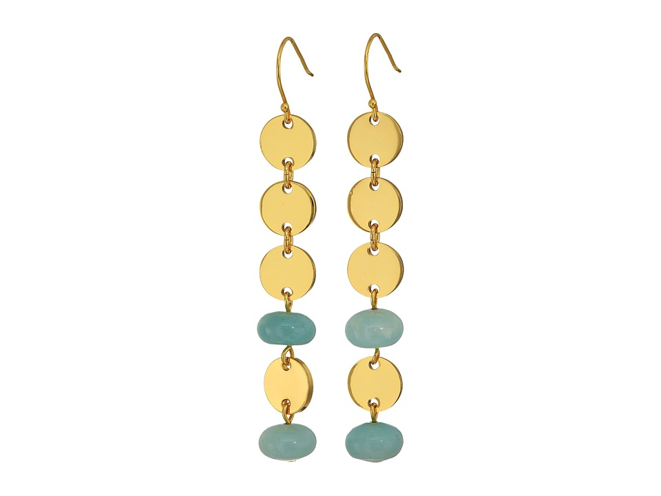 Elizabeth and James - Marta Earrings (Yellow Gold) Earring