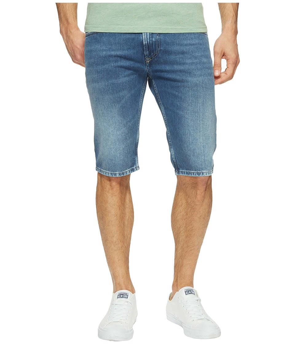 Diesel - Thashort Shorts 084EF (Denim) Men's Shorts