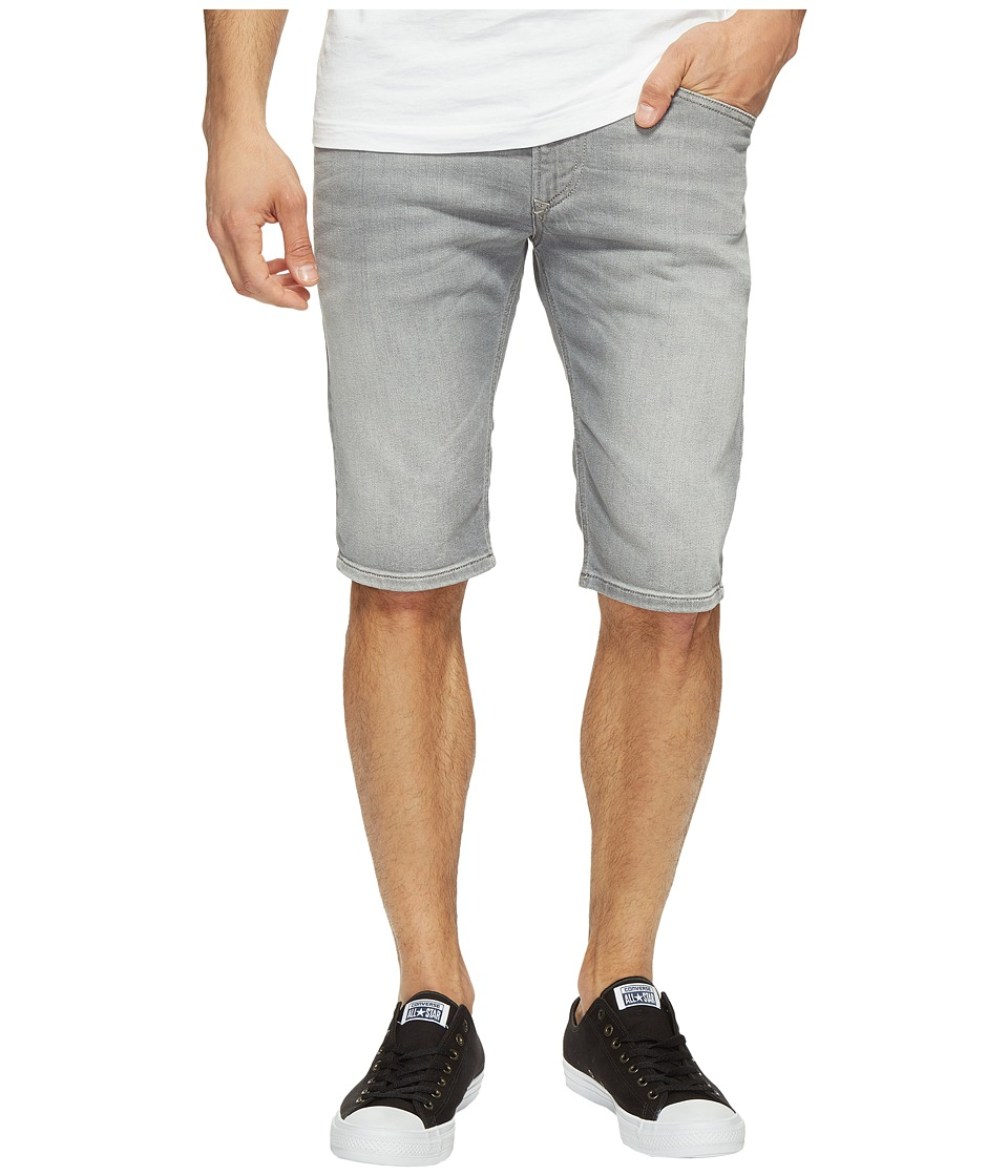 Diesel - Thashort Shorts 0839N (Grey) Men's Shorts