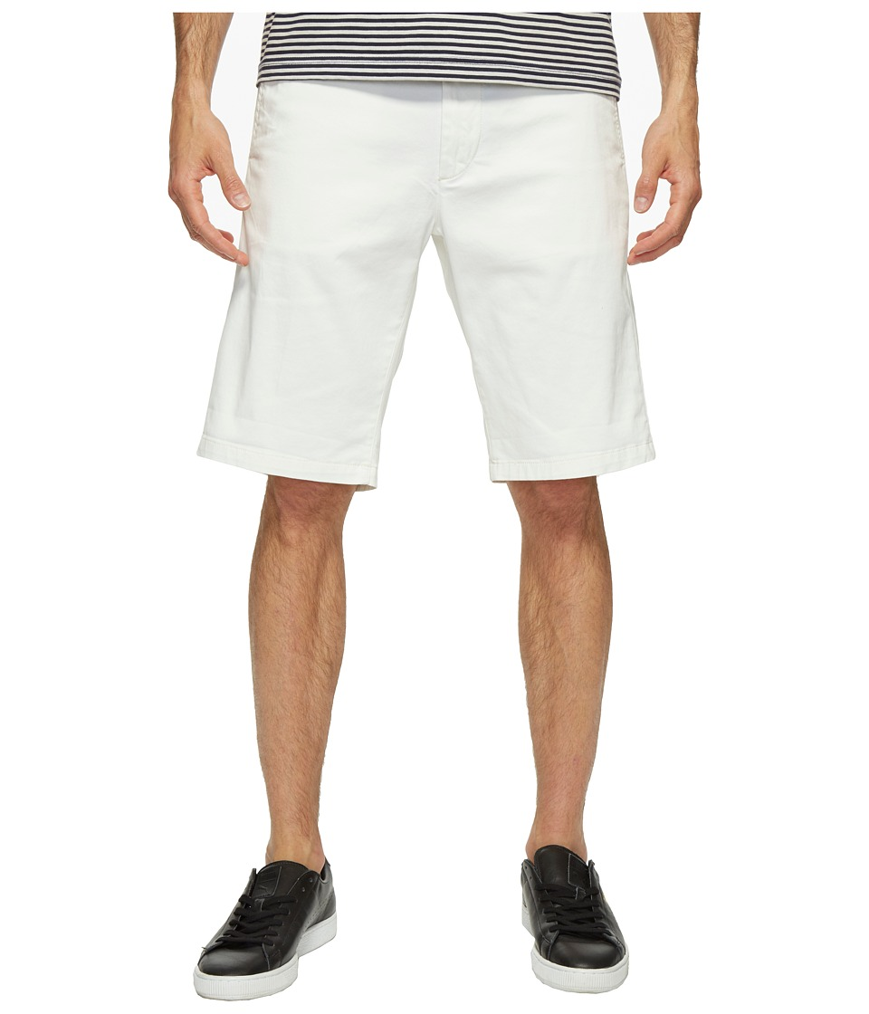 Diesel Chi-Driver-Sho-Roll Shorts (White) Men