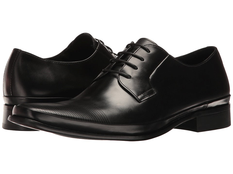 Kenneth Cole New York - Steep Hill (Black) Men's Shoes