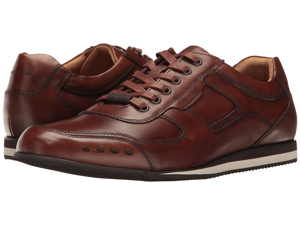 Kenneth Cole New York - Tag Along (Cognac) Men's Shoes