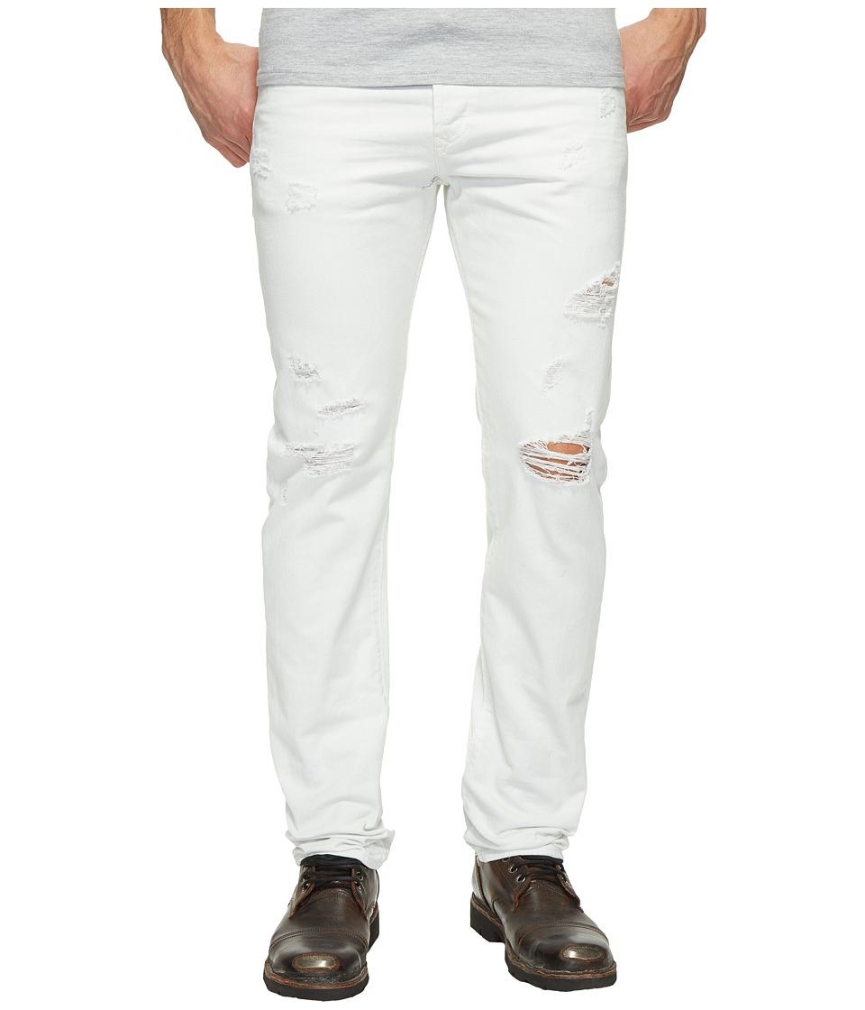 Diesel - Buster 680K (White) Men's Jeans