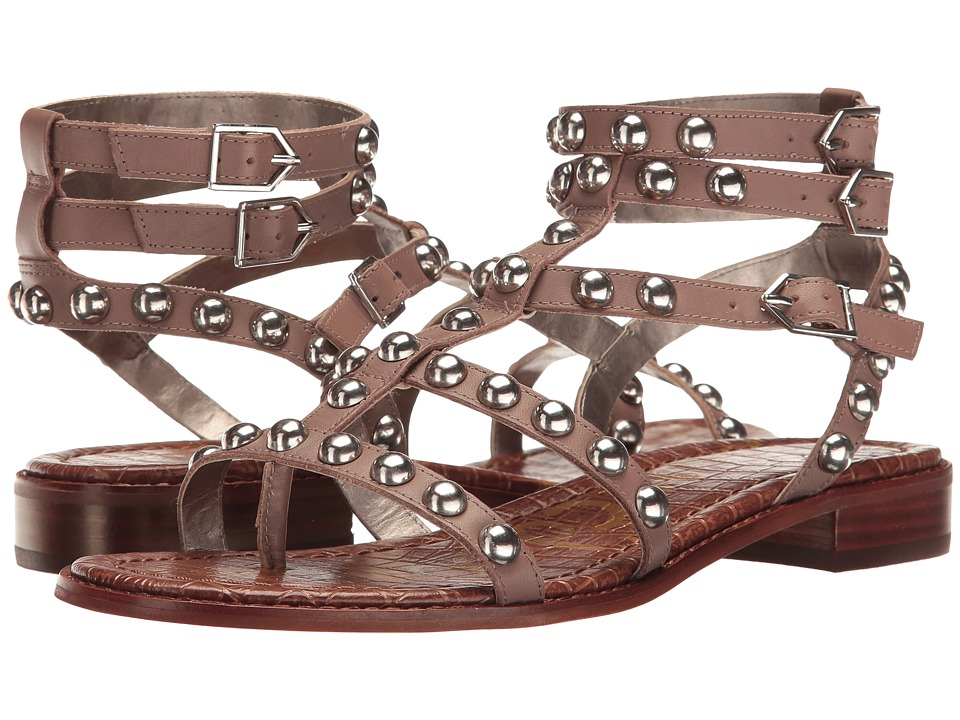 Sam Edelman - Eavan (Dark Putty Vaquero Saddle Leather) Women's Sandals