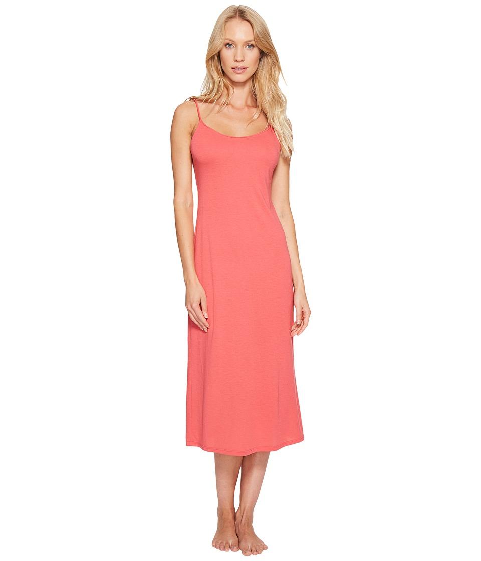 Natori - Shangri-La Gown (Cherry Pink) Women's Pajama