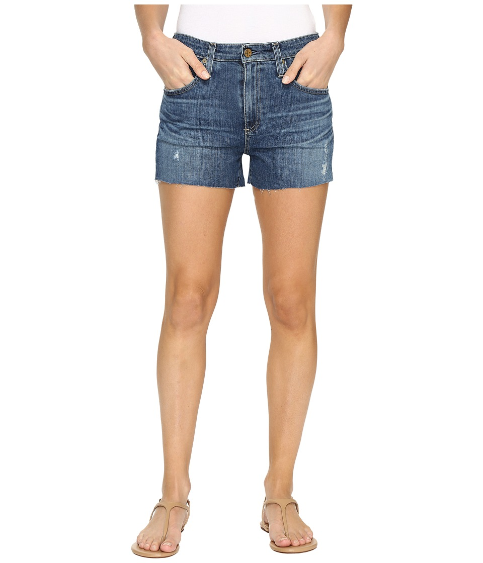 AG Adriano Goldschmied - Sadie Shorts in 8 Years Misty Dawn (8 Years Misty Dawn) Women's Shorts