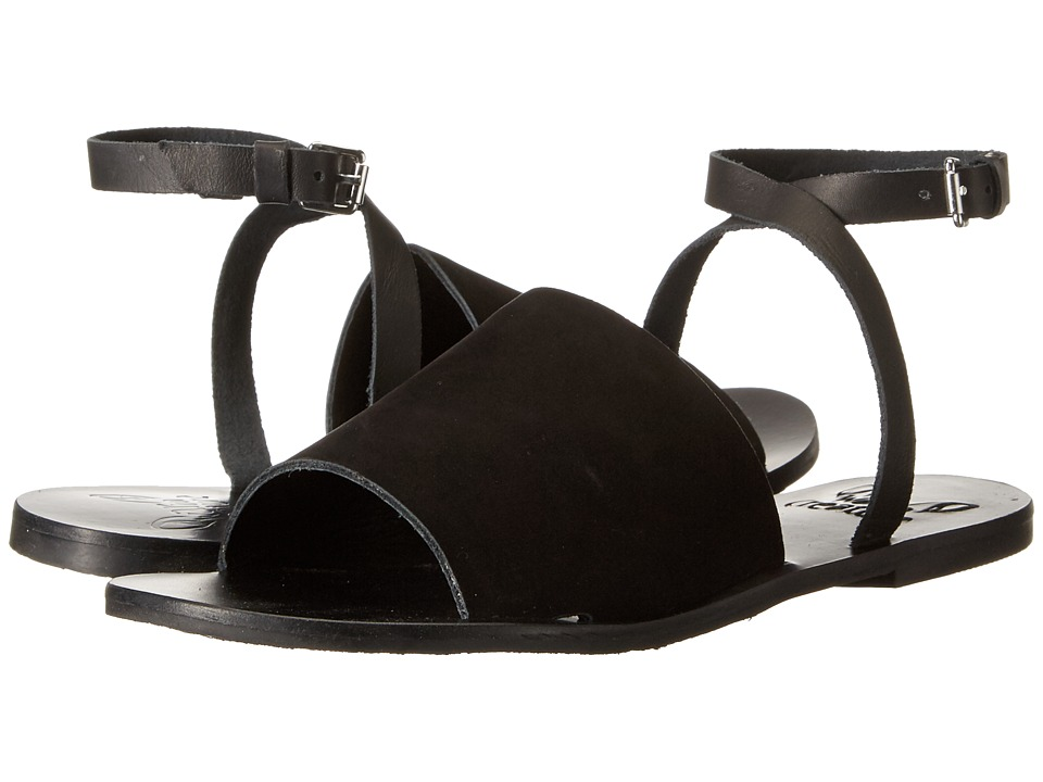 Warm Creature - Slim (Black) Women's Sandals