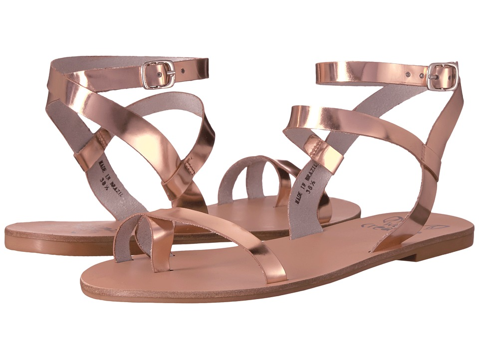 Warm Creature - Esme (Rose Gold) Women's Sandals