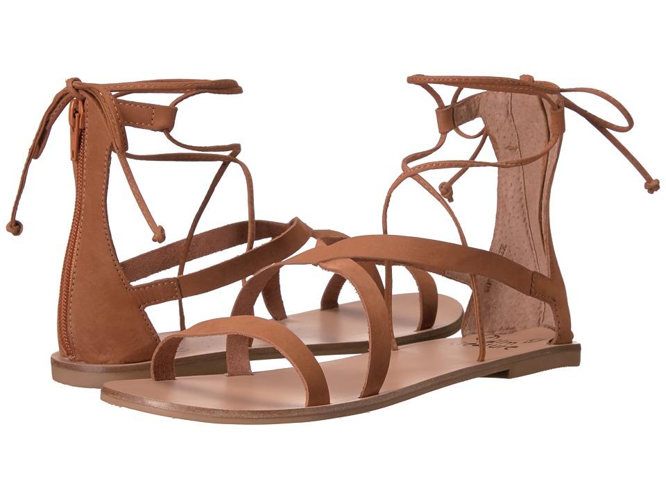 Warm Creature - Hope (Cognac 1) Women's Sandals