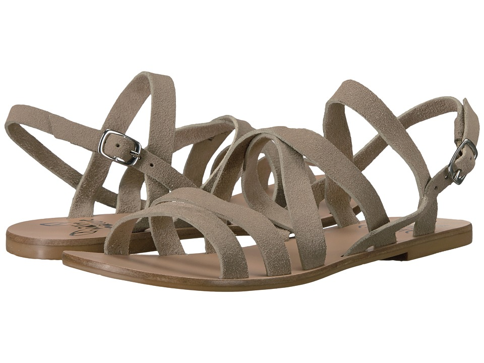 Warm Creature - Aurora (Grey) Women's Sandals