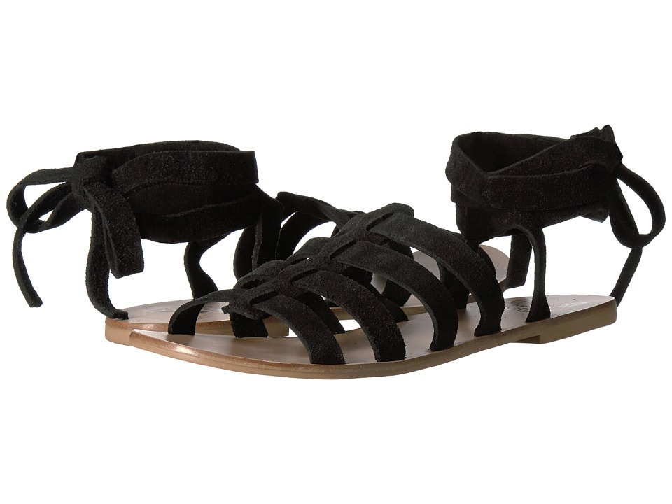 Warm Creature - Moby (Black) Women's Sandals