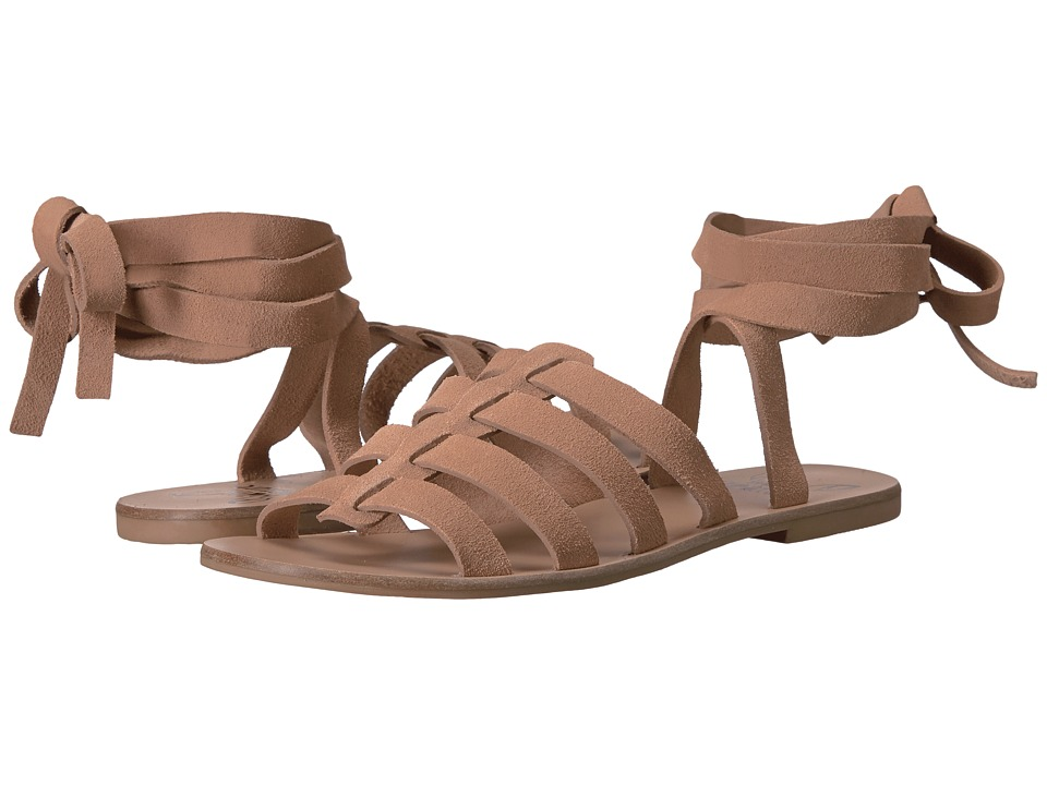 Warm Creature - Moby (Blush) Women's Sandals